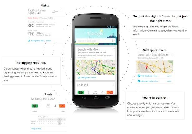 Google Now پسوردها به علت آسیب پذیری از رده خارج می شوند